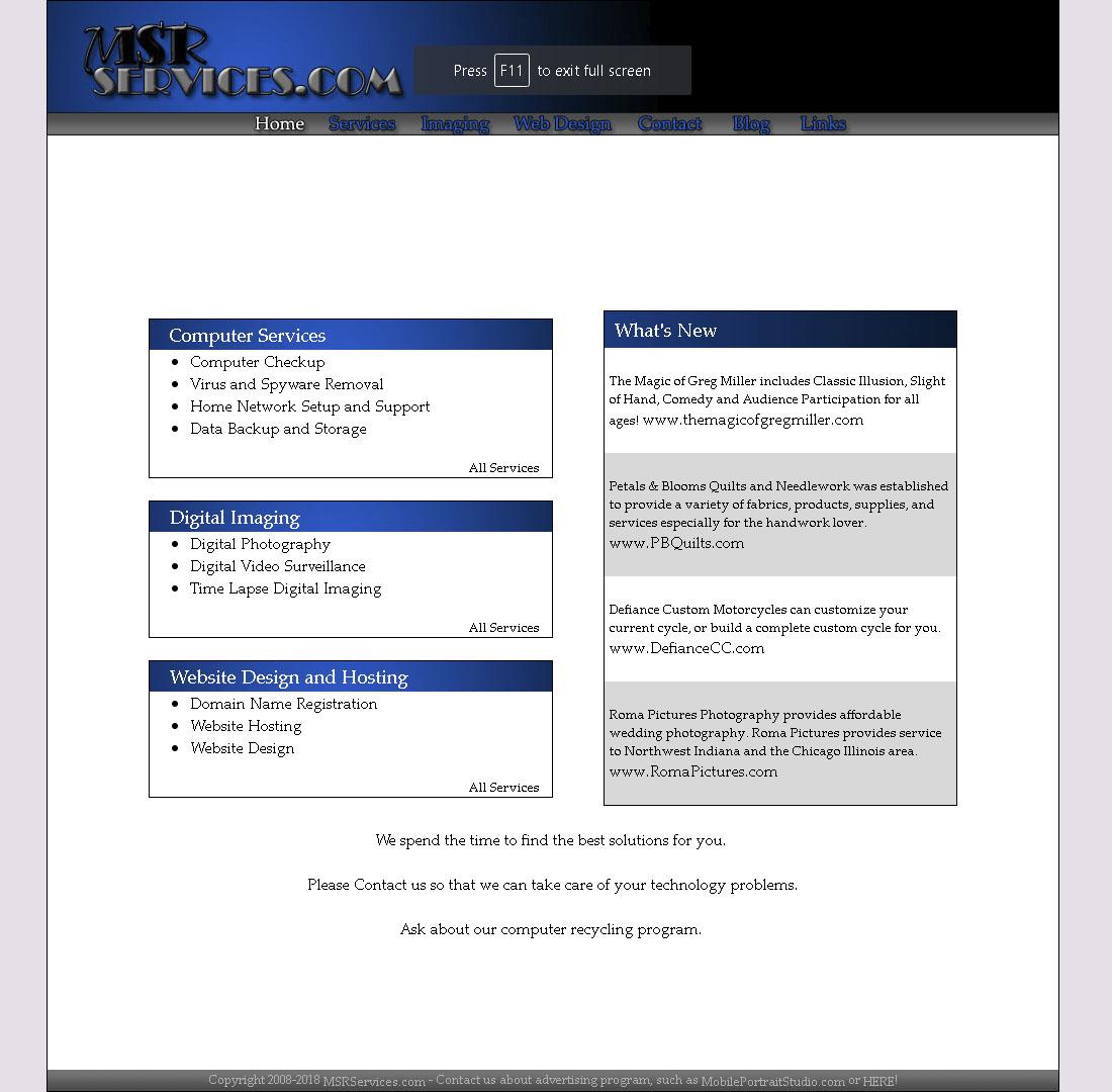 MSR Services - MSRServices.com